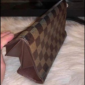 LV authentic wallet